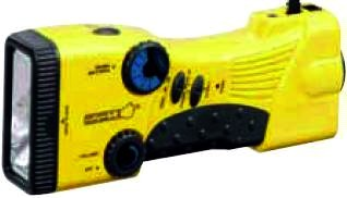 Radio Flashlight