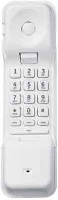 GE 29281GE1 Basic Corded Slimline Phone with Caller ID