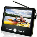 Battery Operated DIGITAL LCD TV