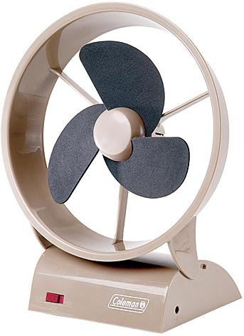 Coleman Battery operated personal Free Standing Fan